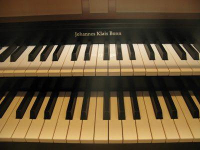 Die weltberühmte Klais-Orgel