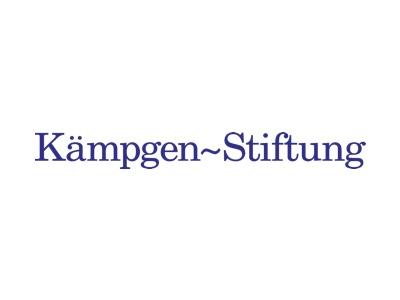 Partner: Kämpgen Stiftung